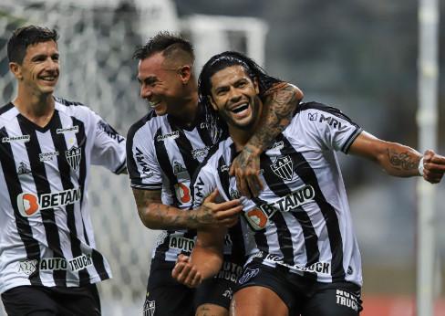ฟุตบอลบราซิล ซีเรียอา 2021 แอตเลติโก้ มิไนโร่ พบ เซาเปาโล