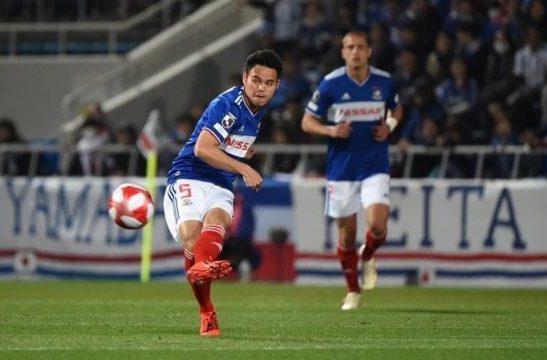 ฟุตบอลเจลีก คัพ 2020/2021  โยโกฮาม่า เอฟ มารินอส พบ คอนซาโดเล ซัปโปโร